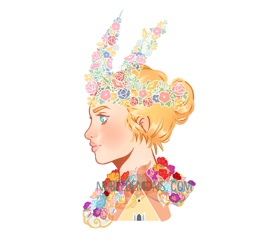 Image of Midsommar 3D Charm [PREORDER]
