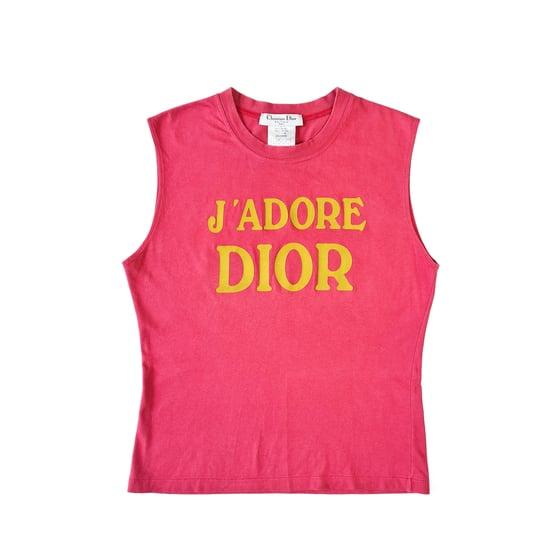 Image of Dior J'adore Tank Top