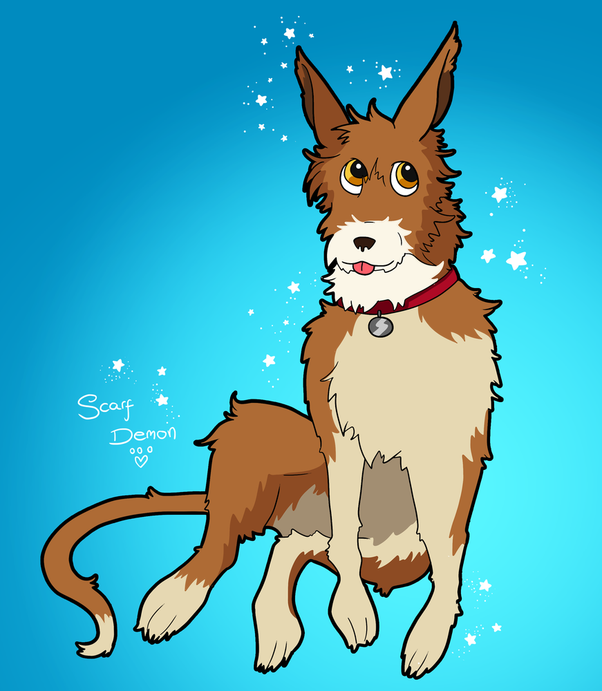 Image of Pet Portrait! (Digital)