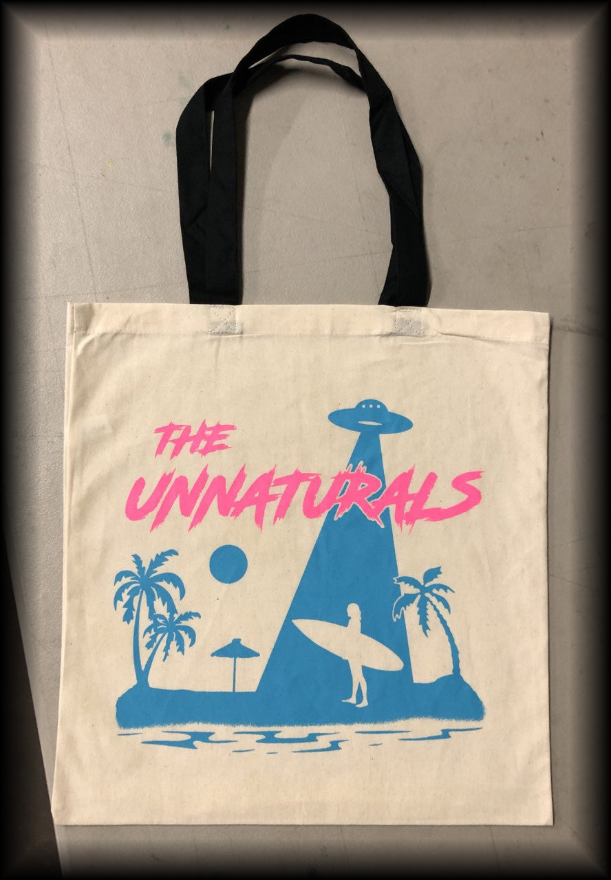 Image of The Unnaturals Tote Bag