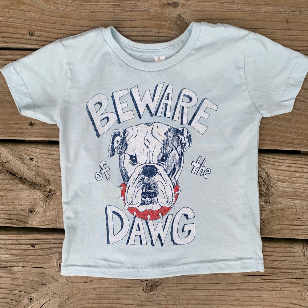 Image of Youth Beware of the DAWG tee