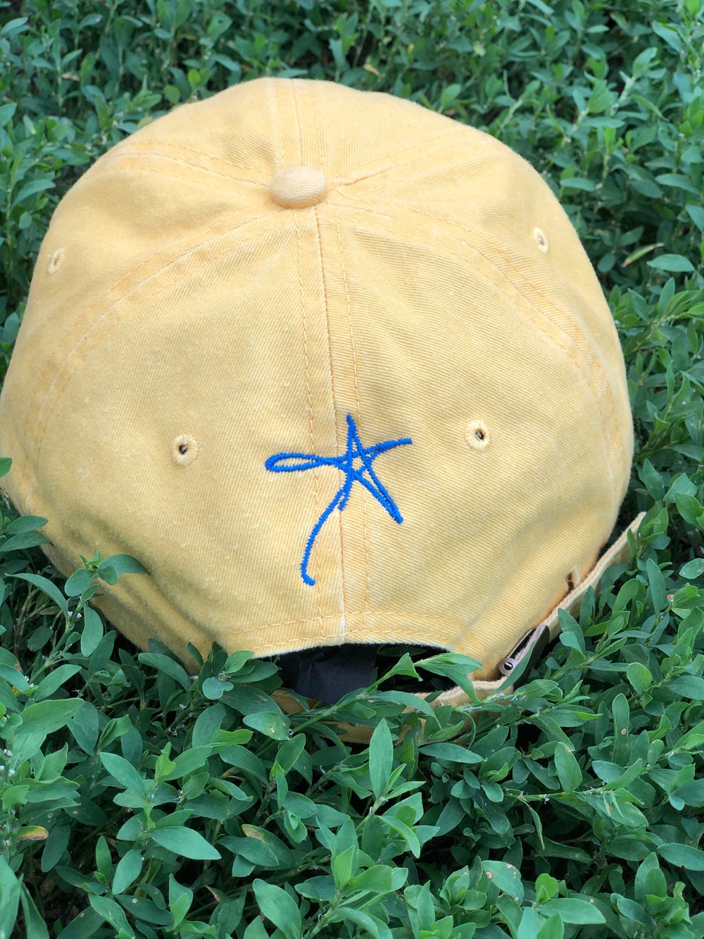 Image of Nyish Dad Hat (Yellow)