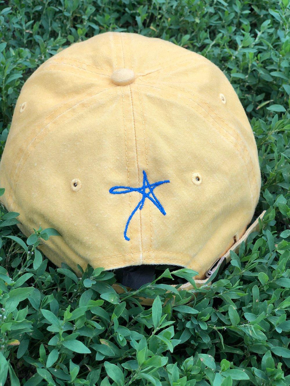 Image of Nyish Dad Hat (Yellow) 9 left