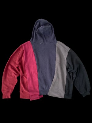 Image of RH RECYCLE HOODED SWEATSHIRT 005