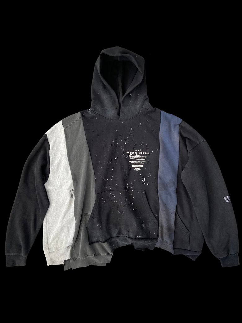 Image of RH RECYCLE HOODED SWEATSHIRT 004