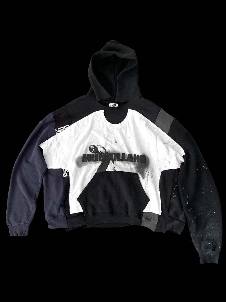 Image of RH RECYCLE HOODED SWEATSHIRT 003
