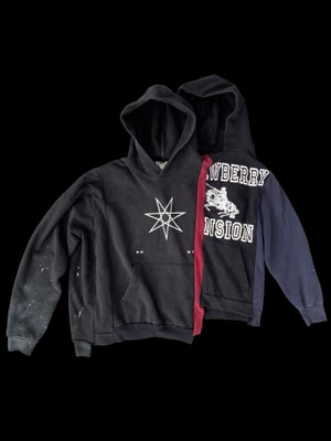Image of RH RECYCLE HOODED SWEATSHIRT 001