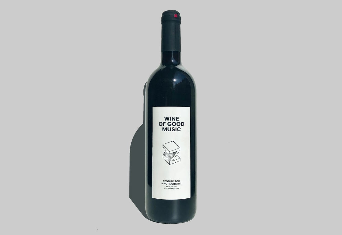 Image of BE RIGHT BACK!? Wine Of Good Music