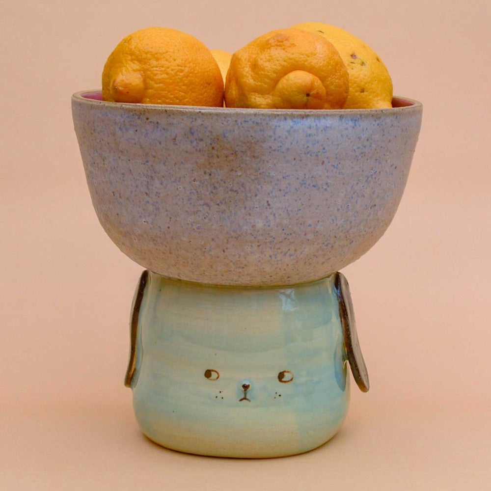Image of Neighbordog Sculptural Fruitbowl