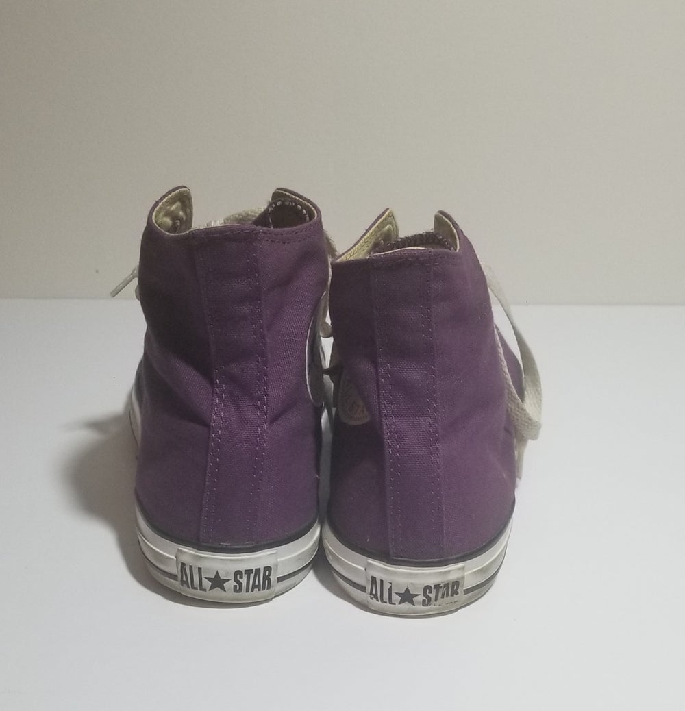Image of Chucks Hi Grape Jelly - Men's Size 9/Women's Size 11