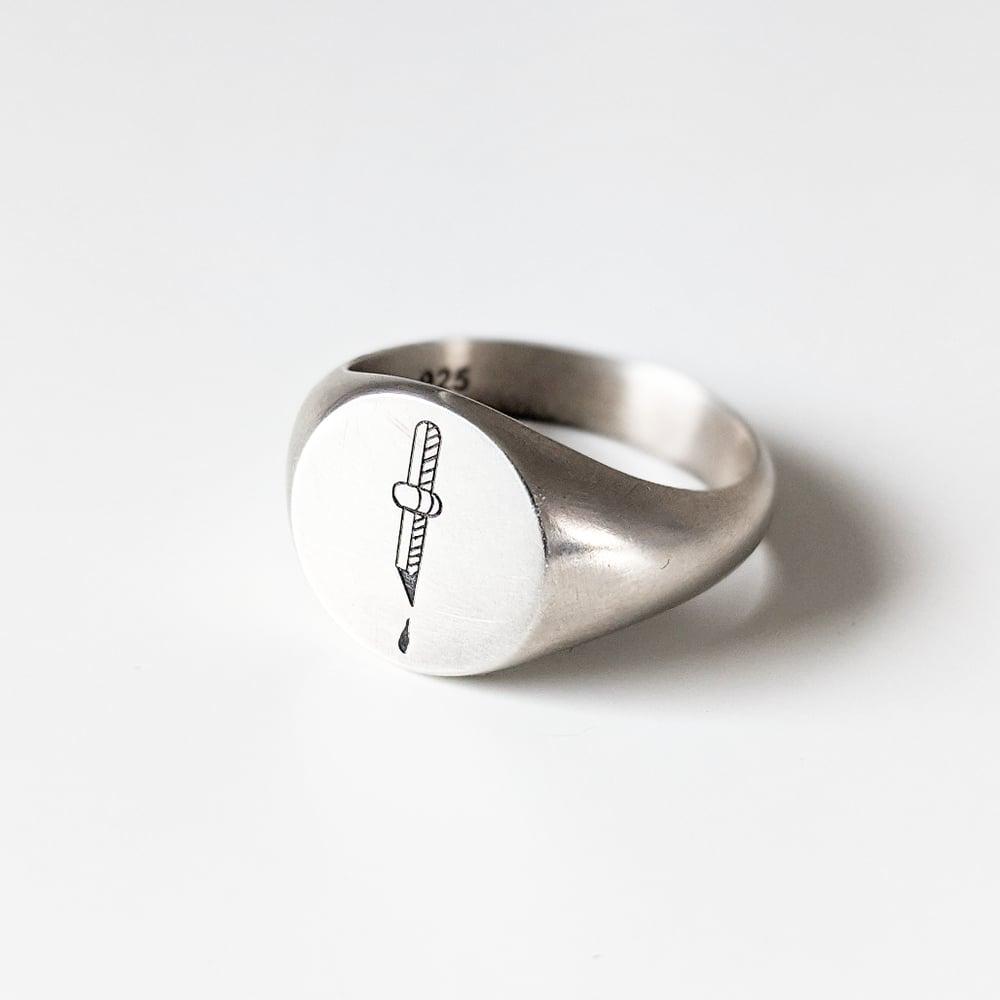 Image of Dagger Ring
