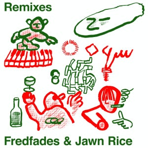 """Image of  Fredfades & Jawn Rice - Remixes - 10"""" (MUTUAL INTENTIONS)"""