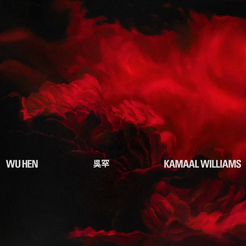 Image of Kamaal Williams - Wu Hen - LP (BLACK FOCUS)