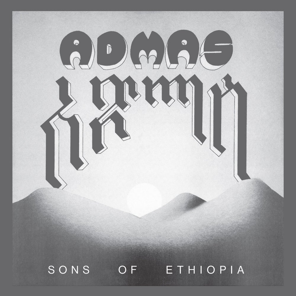 Image of Admas - Sons Of Ethiopia - LP (FREDERIKSBERG RECORDS)