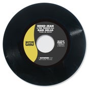 "Image of Koko-Jean & The Tonics featuring Dani Nel·lo ""Please Mr. Milton"" - Vinilo Negro"