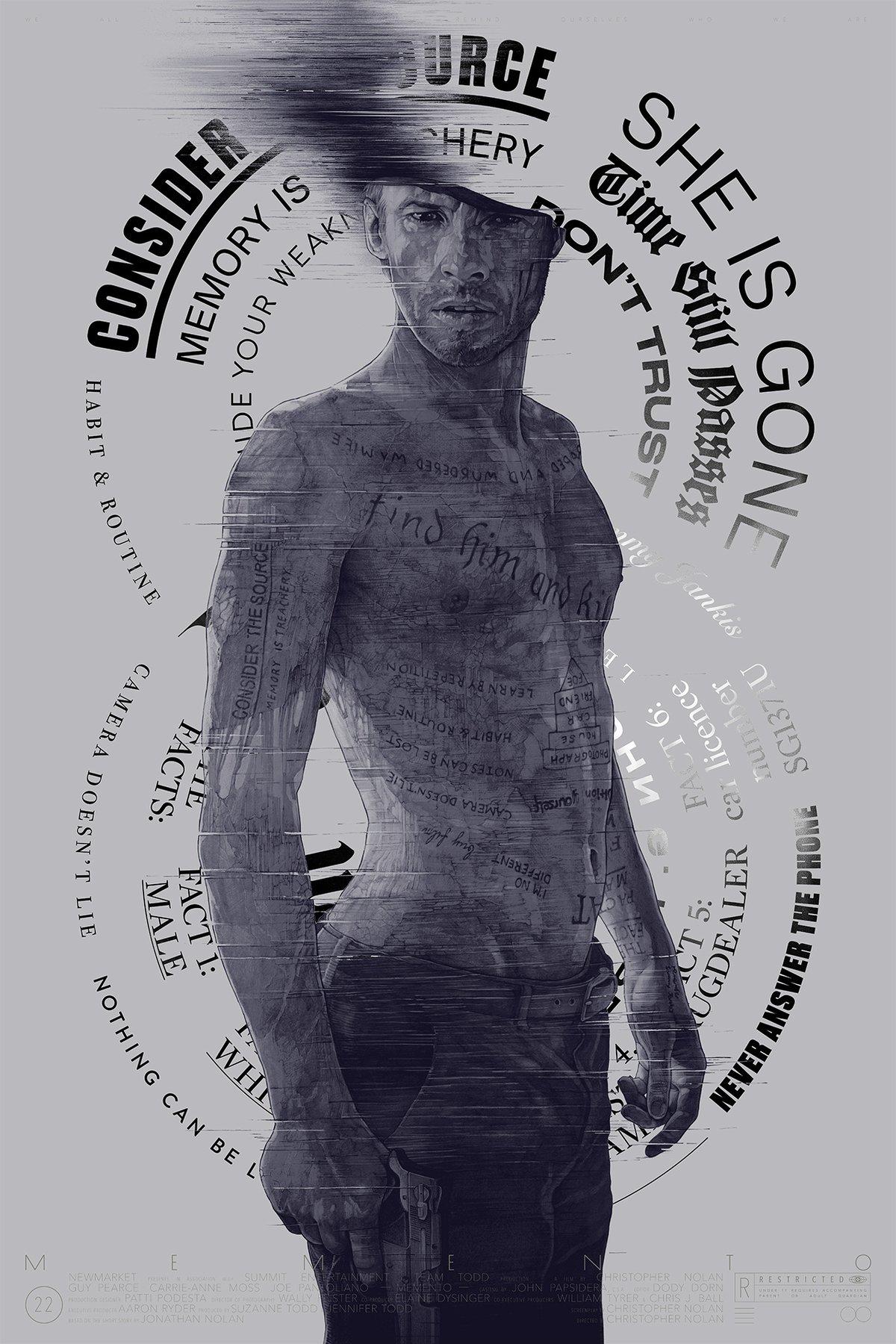 Image of Memento Foil Variant