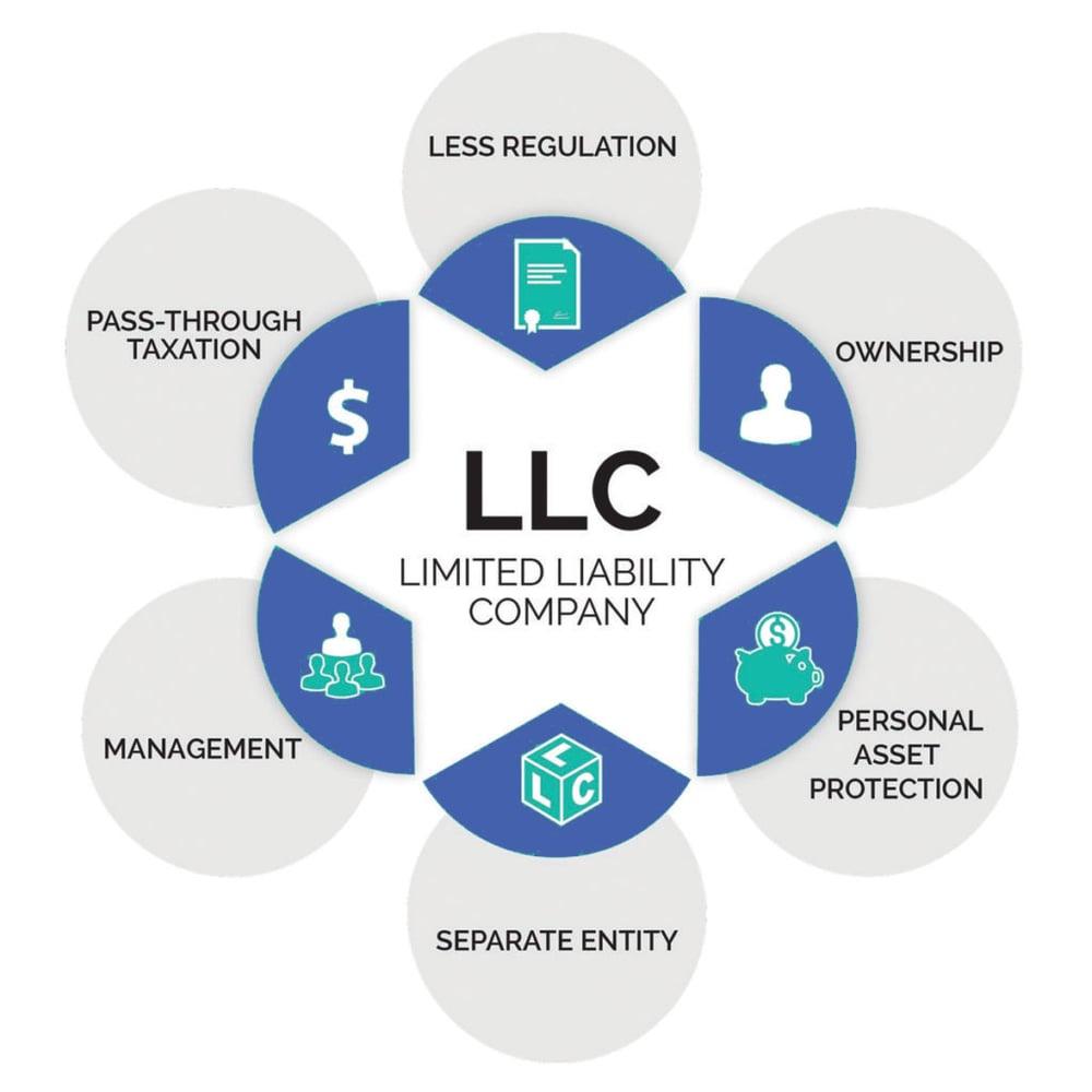 Image of LLC Filing