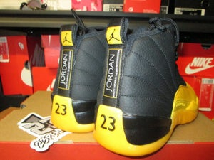 "Image of Air Jordan XII (12) Retro ""University Gold/Blk"""