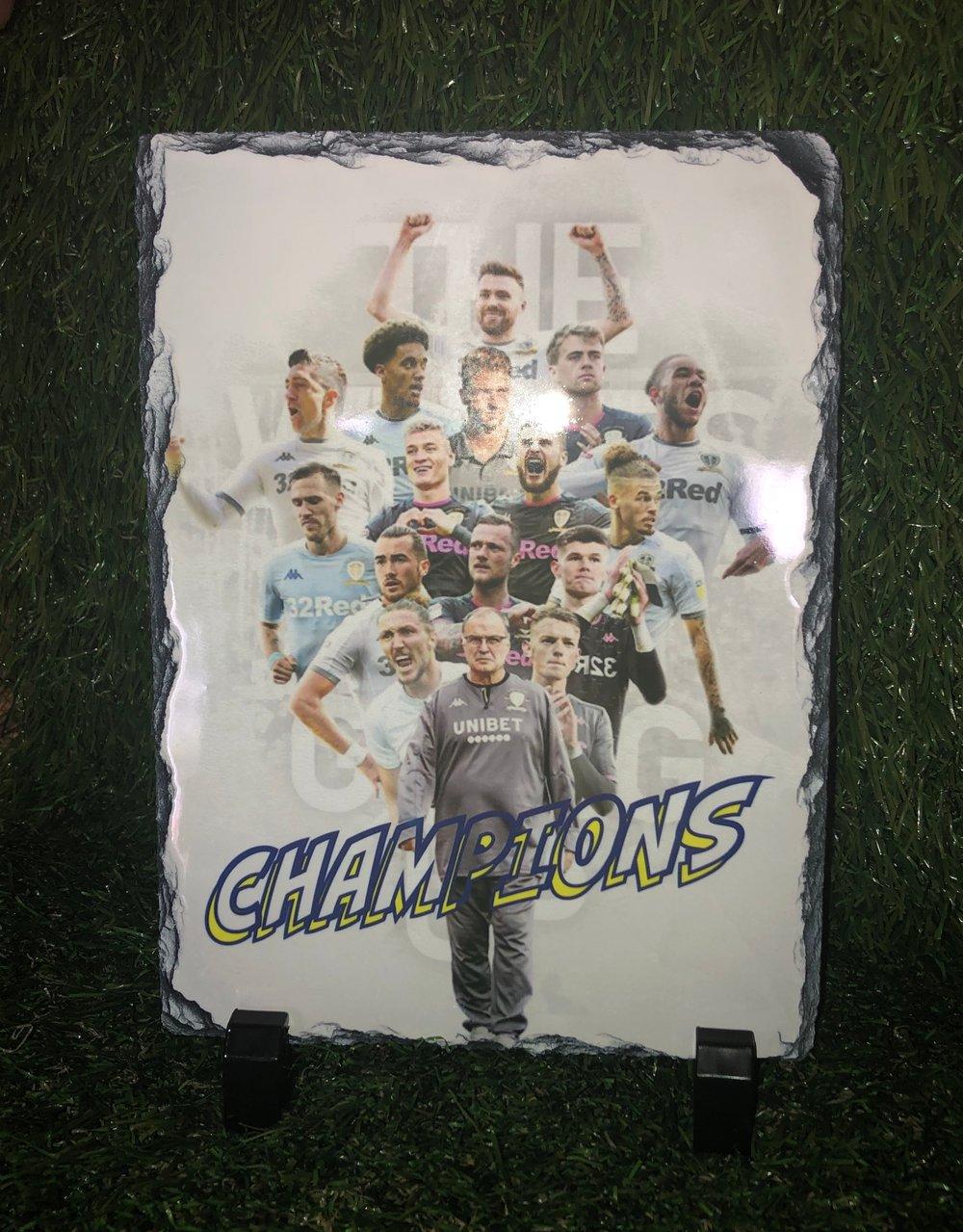 Leeds Promotion Slate