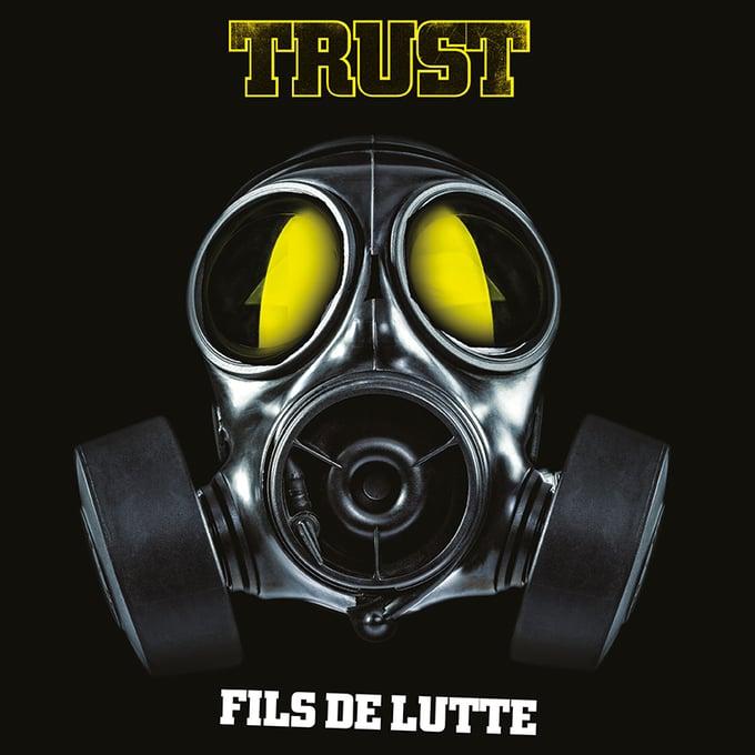 Image of TRUST - Fils de lutte - Edition 2 LP