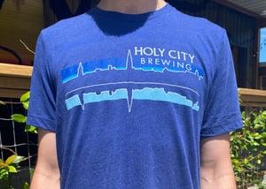 Image of Holy City Skyline T-Shirt