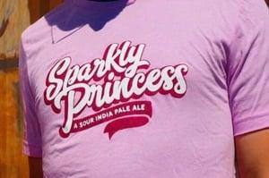 Image of Sparkly Princess Shirt