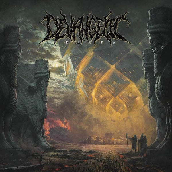 Image of DEVANGELIC - Ersetu CD