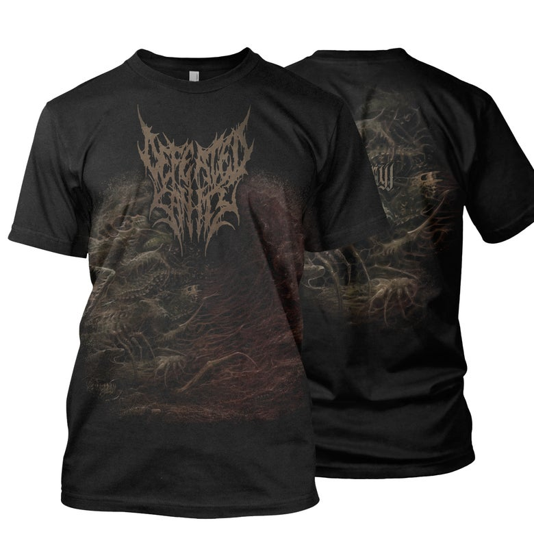"""Image of  """"The Sanguinary Impetus"""" T-Shirt (EUROPEAN STORE)"""