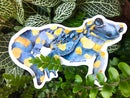 Image 2 of Fire Salamander (Original $200)
