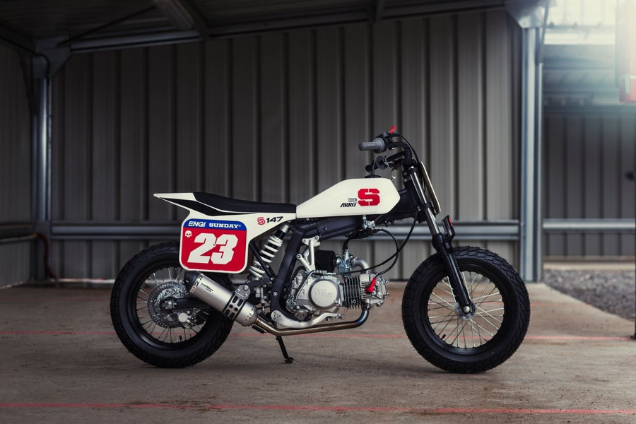 Image of FLAT TRACK BIKE - Sunday Motors® S147 '19