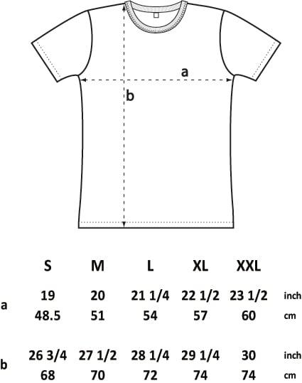 Advance order - Unisex Logo T-Shirt (Ecovero)