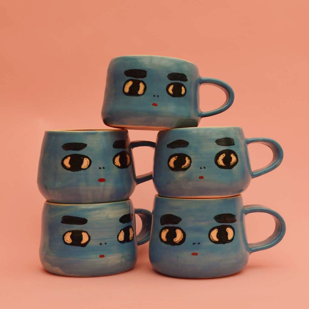 Image of Peek Mug