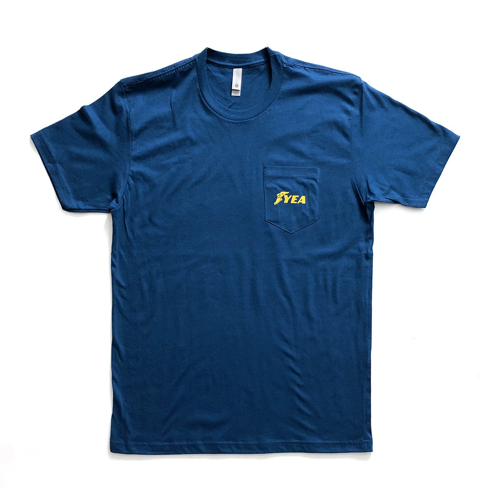 Image of Good Yea Pocket Tee