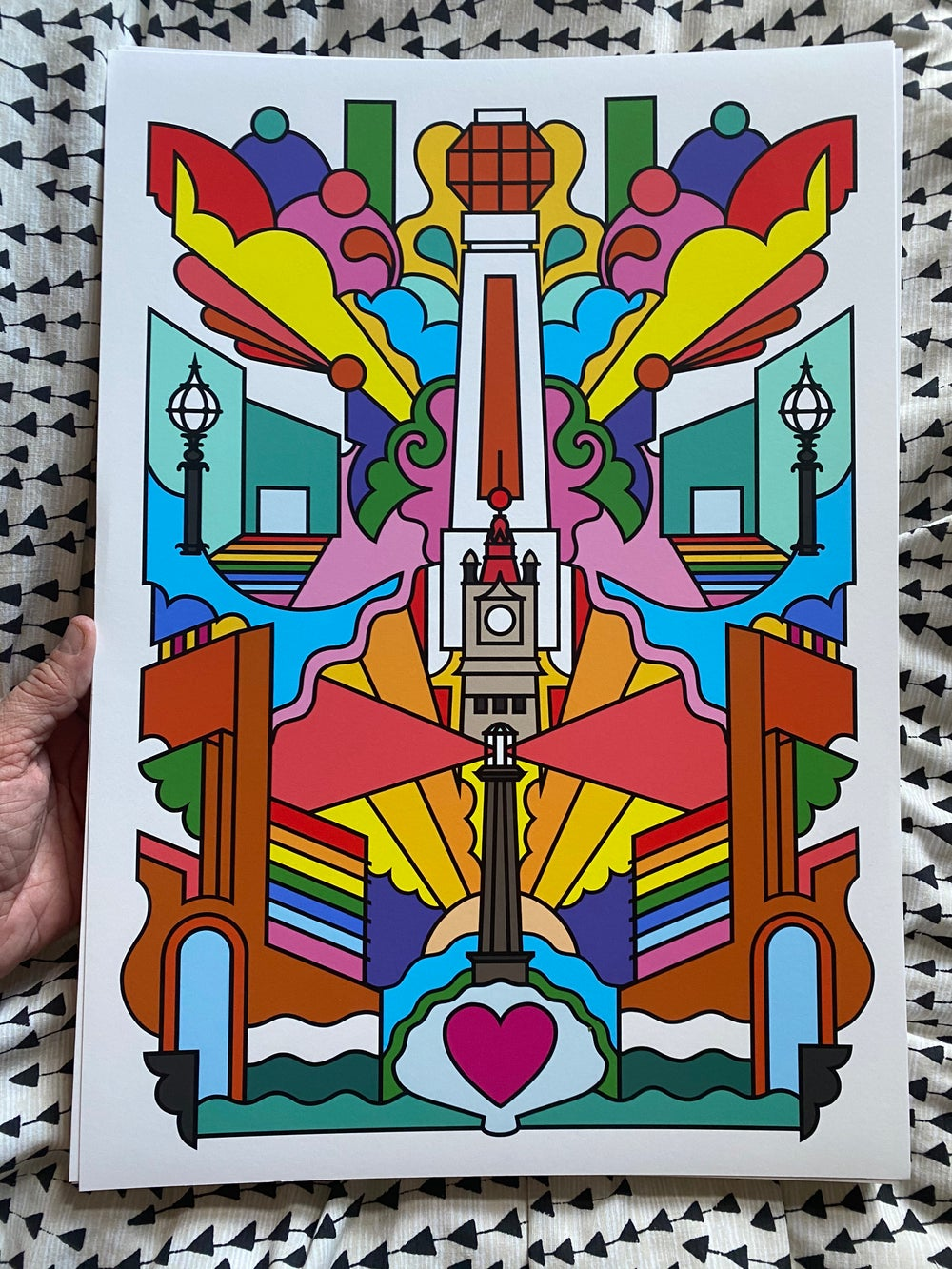 Margate? Margreat! 2020, A3 Archive Print