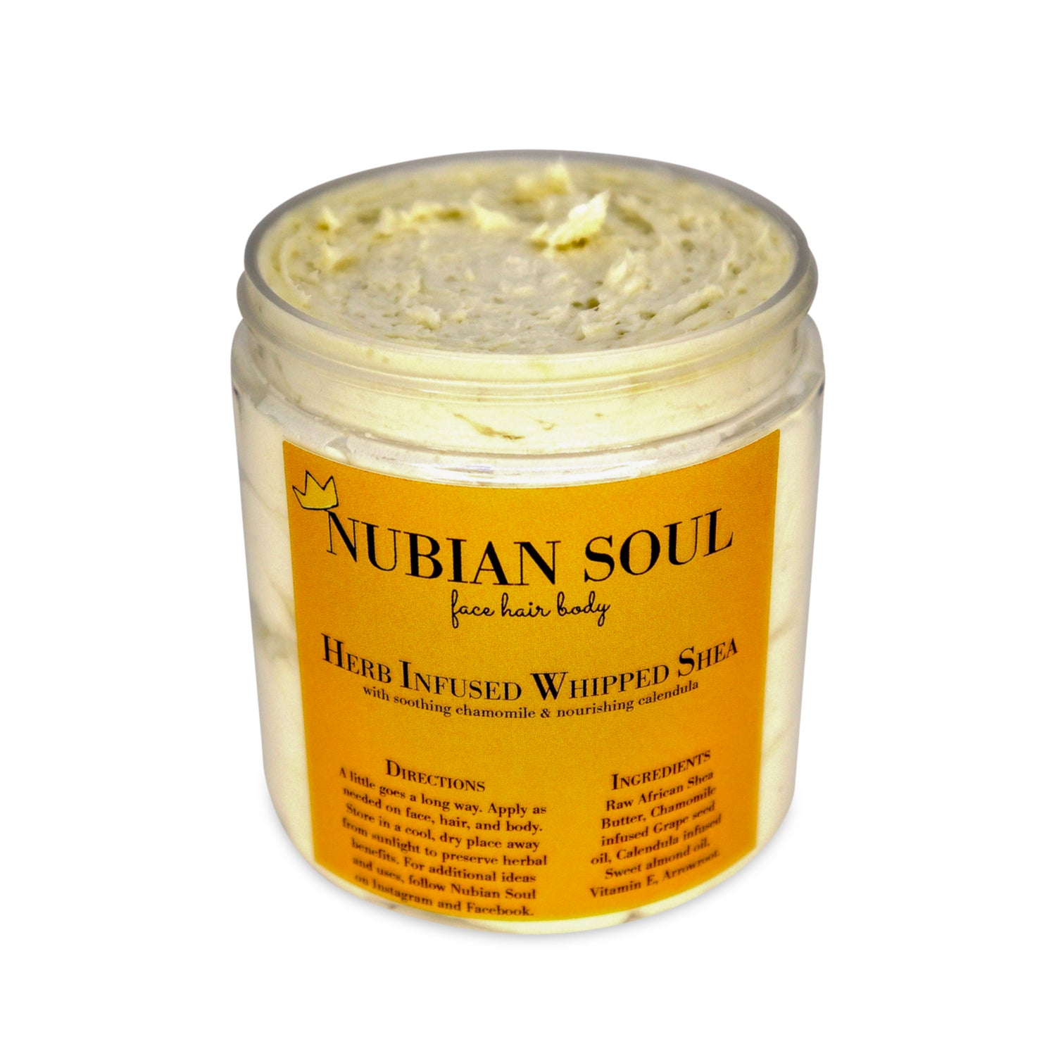 Image of Herb Infused Whipped Shea