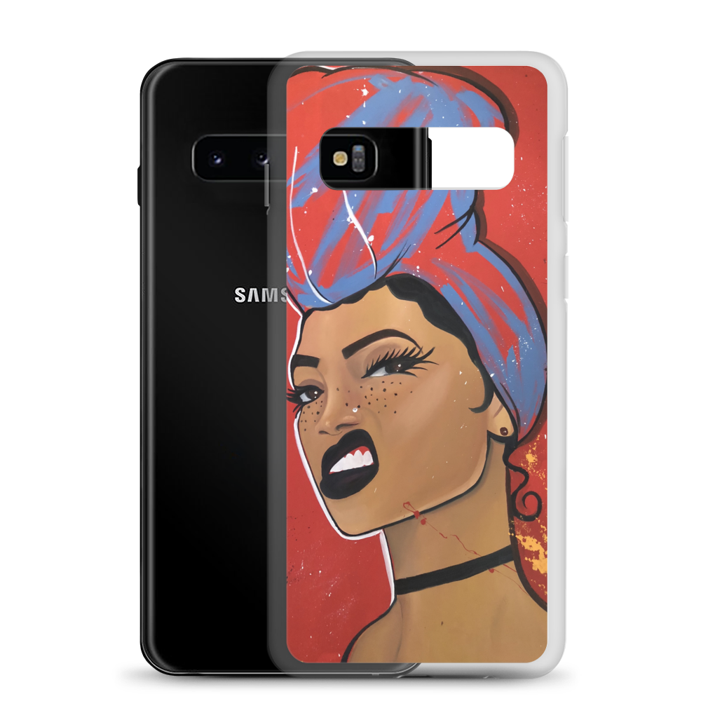 Image of Try Me LS Samsung Case
