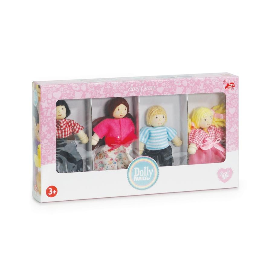 Image of Doll Family - ONLY TO BE PURCHASED WITH OUR DOLL HOUSES