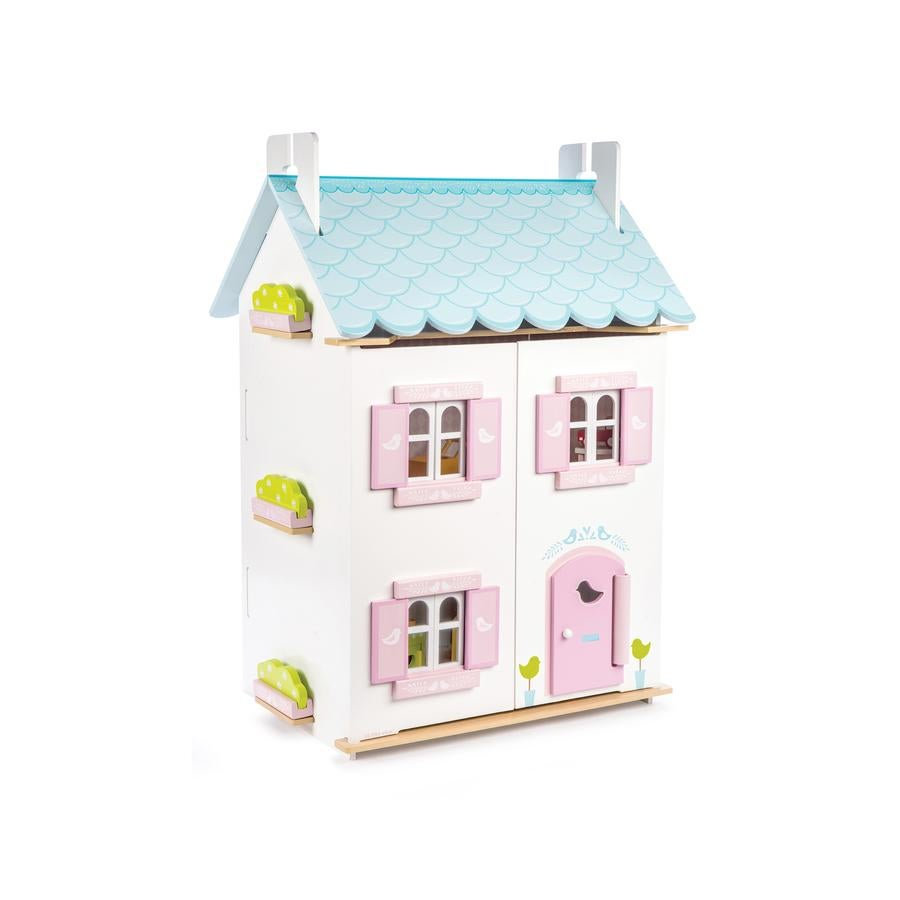 Image of Bluebird Doll House & FURNITURE