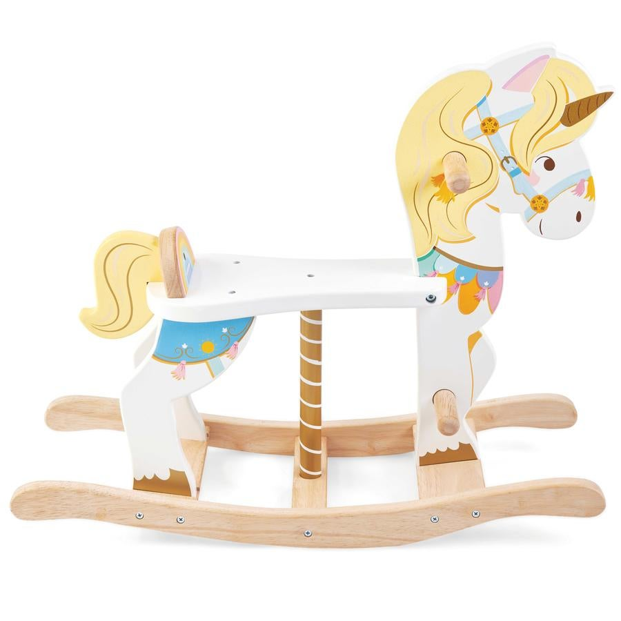 Image of Rocking Unicorn carousel