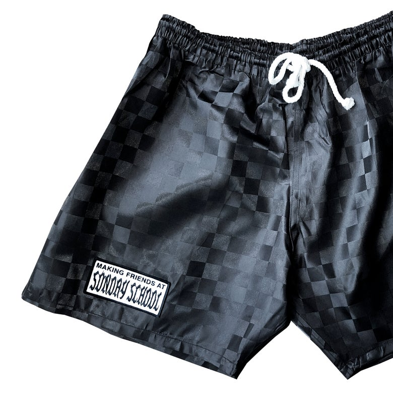 Image of Sunday School Soccer Shorts