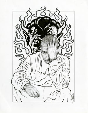Image of EMINEM ink original