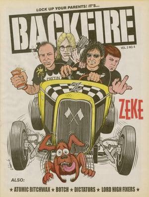 Image of ZEKE ink original