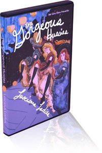 Image of Luscious Ladies DVD