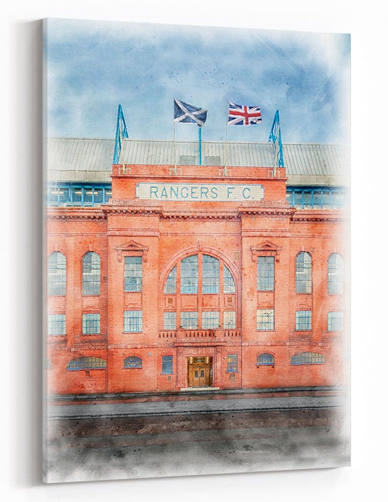 Image of Bill Struth Main Stand - New for 2020!