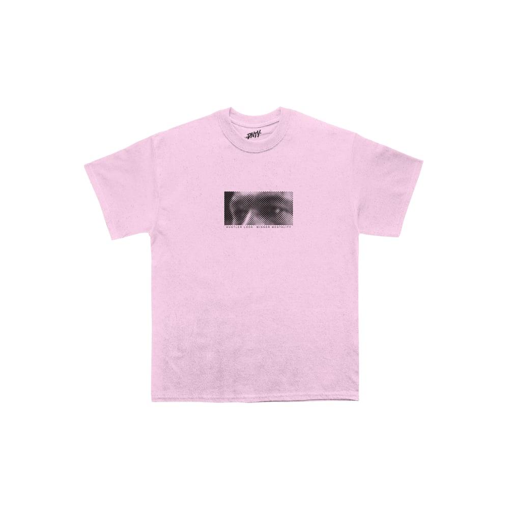 T-shirt HUSTLER LOOK orchid pink