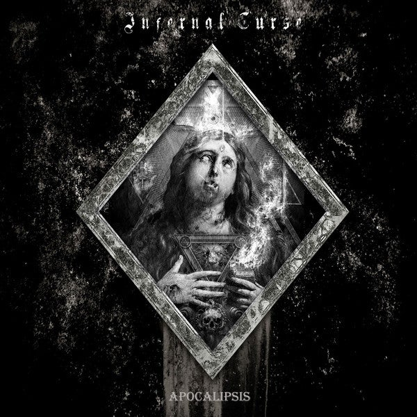Image of INFERNAL CURSE - Apocalipsis LP