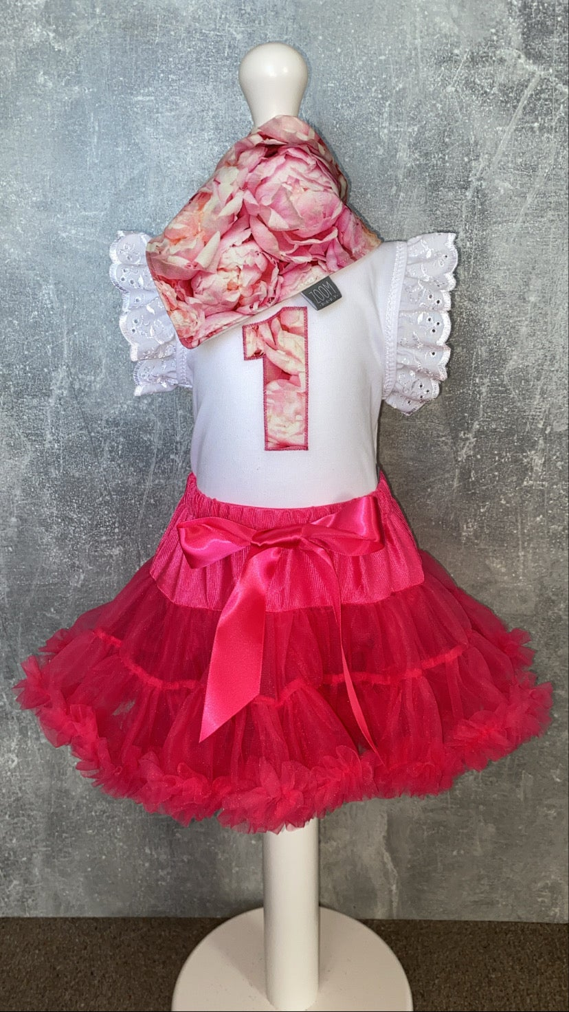 Image of SALE - Birthday tutu sets