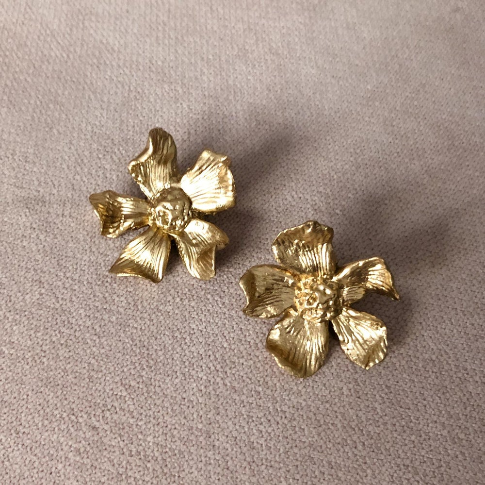 Image of Pendientes CHABELA Gold