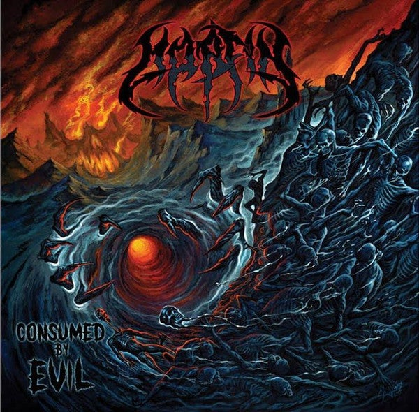 Image of MORFIN - Consumed By Evil LP