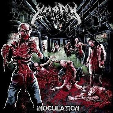Image of MORFIN - Inoculation LP